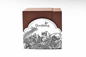 Doodlebug by Ivan Caro Uses Insects for Packaging Design