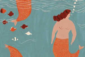 Naomi Wilkinson's Retro-Styled Illustrations are Fun and Vivid