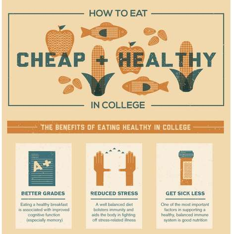 Cost-Effective Consumption Charts - How To Eat Cheap And Healthy On A Budget is Perfect for Students