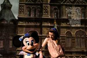Minnie Mouse in Vogue