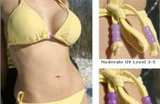 Beads Indicate Degree of Sun Exposure