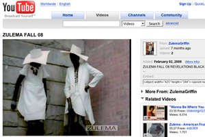 Zulema Griffin's YouTube Runway
