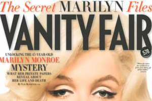 Vanity Fair's Secret Marilyn Monroe Files
