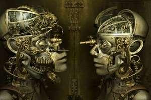 Almacan's Mechanical Mirage Art