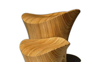 The Eco-Chair Designs of Jolyon Yates