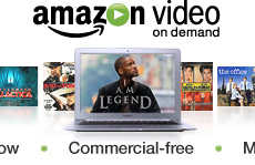 Video On Demand from Amazon