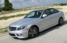 Track-Tuned Luxury Cars - RENNtech Mercedes-Benz C63 AMG