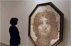 Unreflective Magnifying Mirrors  - Danny Rozen's Magic Wooden Mirror