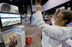 Retiree Wii Gamers - The AARP Life@50 Expo