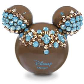 Blinged Cartoon Gadgetry- The Swarovski iRiver Mickey Mouse Mplayer