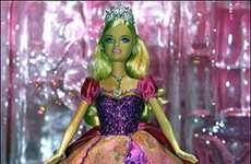 $100,000 Barbie Dolls - The Diamond Castle Collection Doll