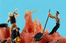 Edible Miniature Worlds
