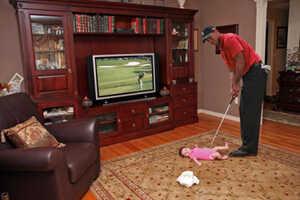 Tiger Woods EA Ad