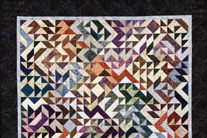 Beverly St. Clair Genome Quilts