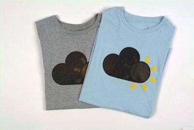 Heat Sensitive T-Shirts