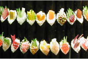 10 Sushi Chic Designs
