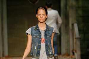 Justin Timberlake's William Rast Designs At NY Fashion Week