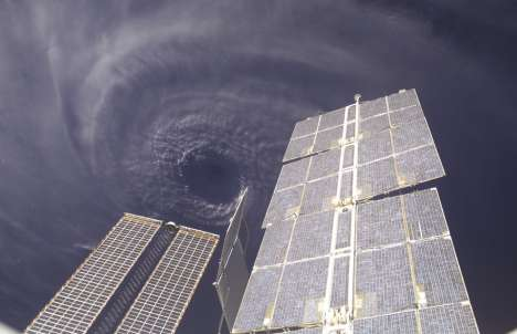Storm Photography from Space - NASA Hurricane Imagery