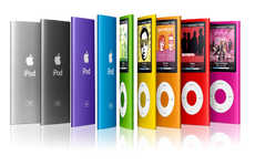 Apple Revamps iPods
