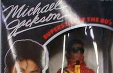 Celebrity Action Figures - A Look Back: The Cheesy Michael Jackson Doll