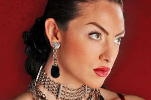 Dramatic Jewelery by Karen McFarlane
