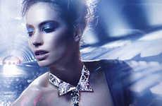 58 Glittering Swarovski Crystal Designs