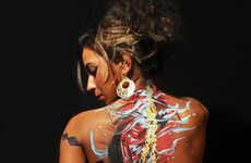 Body Calligraphy