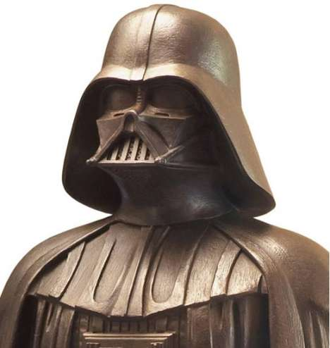 $18,000 Star Wars Statues