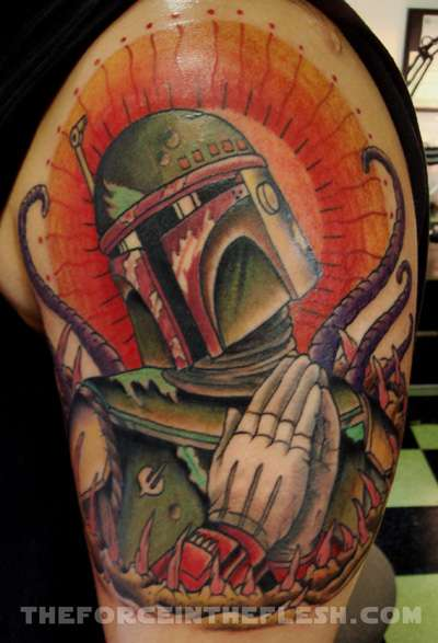 Star Wars Tattoo Primers