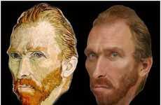 Humanizing Famous Portraits - Untooneds by Mataleone