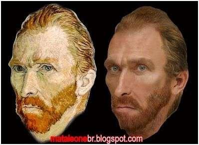 Humanizing Famous Portraits