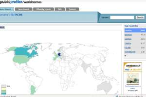 Worldnames by Public Profiler