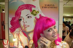 Hello Kitty's Tarina Taratino As A Barbie