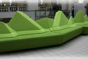 The Mountain Sofa