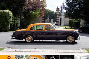 The Veuve Clicquot Bentley