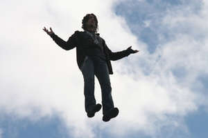 Criss Angel Divulges Levitation Secrets