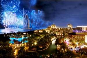 Dubai Soiree Will Be Viewable from Space