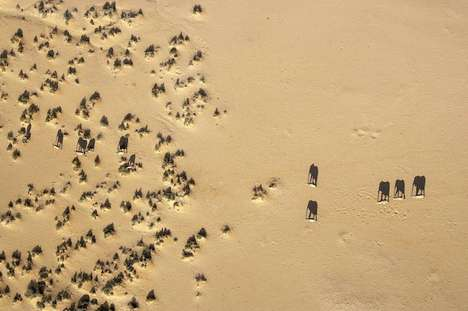 Aerial African Photography - Michael Poliza Captured Gorgeous Photos of African Landscapes