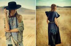 Cowboy Outback Editorials