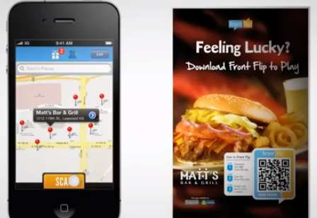 Customer Gifting Apps - Front Flip App Lets Store Owners Interact with and Reward Loyal Customers