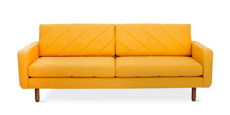 Multifaceted Quilted Couches - The