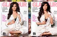 Coverpage Cosmetic Tutorials - This Kim Kardashian Makeup Tutorial Shows How to Perfect a Smoky Eye