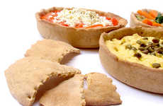 Edible Take-Out Boxes - Konstantia Manthou Created this Edible Container for No-Waste Meals to Go