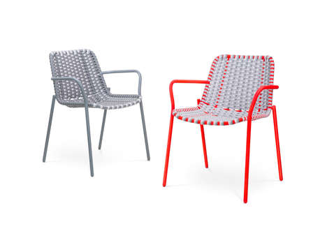 Basket-Like Seats - Scholten & Baijings