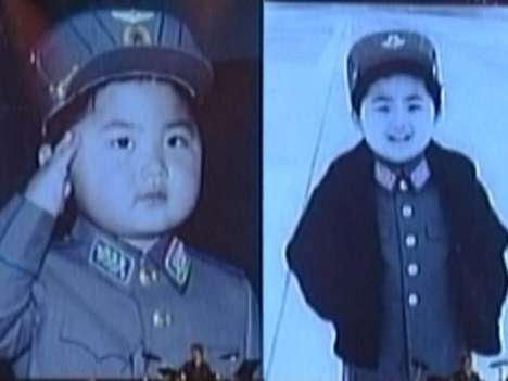 Childhood Dictator Photos - Korean Central Television Released These Childhood Photos of Kim Jong-Un