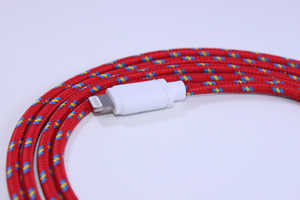 ChargeOriginal's Braided Usb Cable is Stylish and More Durable