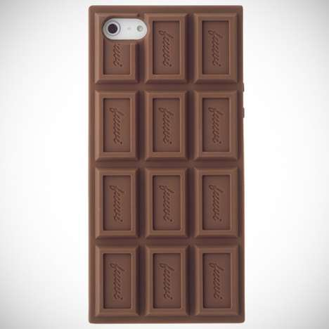 chocolate phone case