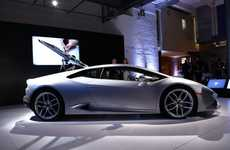 The Lamborghini Huracan is a Fast, Stylish and Fuel-Efficient Luxury Car