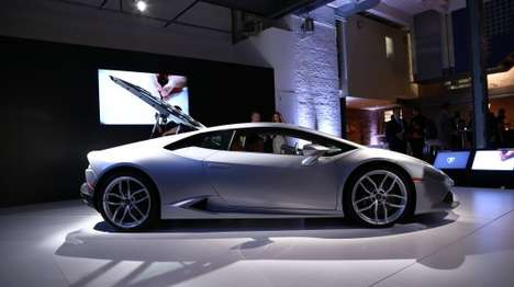 Speedy Italian Supercars - The Lamborghini Huracan is a Fast, Stylish and Fuel-Efficient Luxury Car