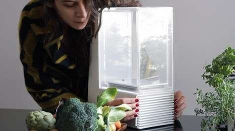 Healthy Cooking Contraptions - The 'Mellow' Cooker Uses Sous-Vide Cooking to Produce Meals to Order